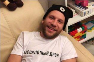 Скандальный Иван Дорн неожиданно записал песню на украинском