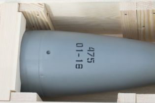 ТСН проинспектировала засекреченный склад боеприпасов в зоне ООС