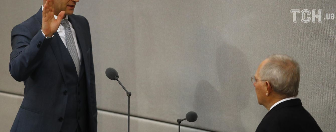 Новий голова МЗС Німеччини пообіцяв докласти зусиль для припинення конфлікту в Україні