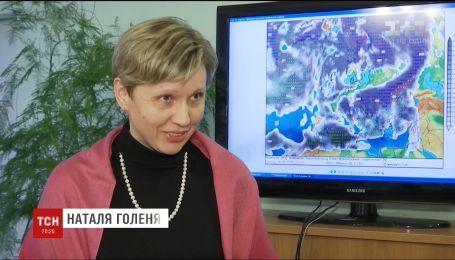 Возвращение зимы: в Украине объявили штормовое предупреждение