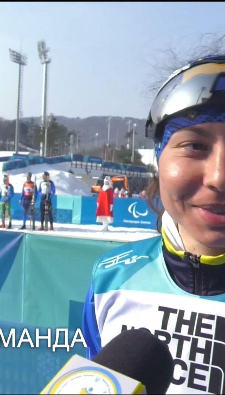 Украинская сборная одержала шестнадцатую медаль на Паралимпиаде