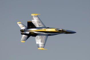 """У США внаслідок падіння військового літака постраждали 7 відвідувачів парку """"Долина Смерті"""""""