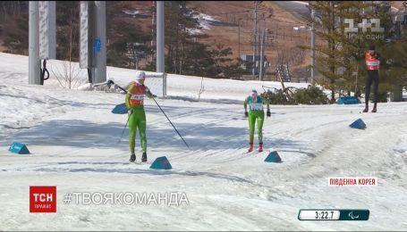 Еще одну бронзу завоевала Украина на Паралимпийских Играх в Пхенчхане