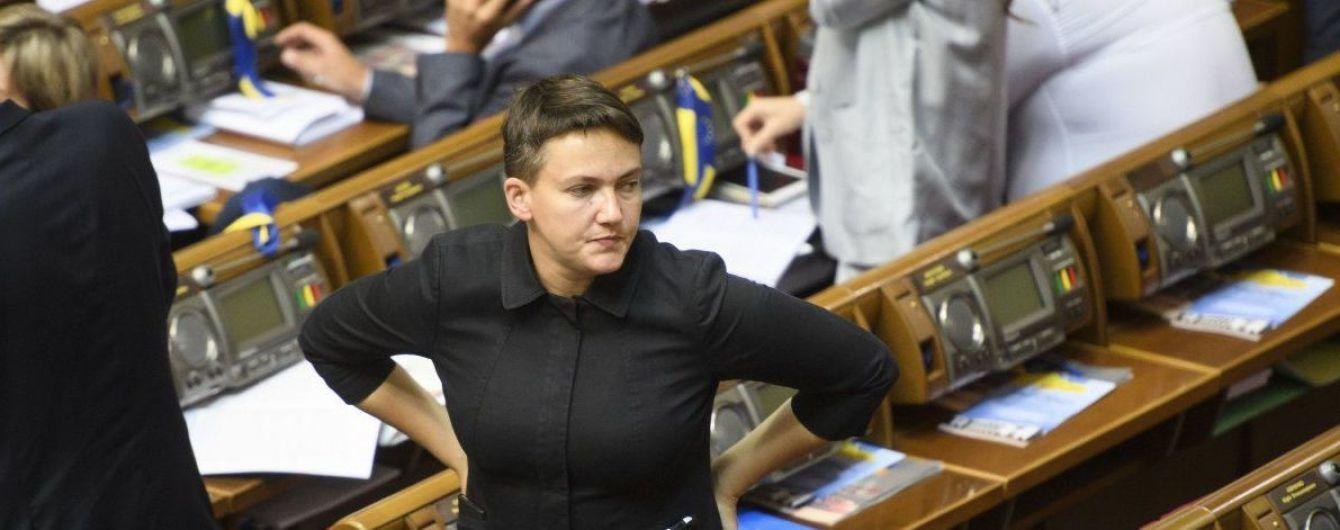 Луценко зачитав свідчення офіцерів ЗСУ, яких для перевороту вербувала Савченко