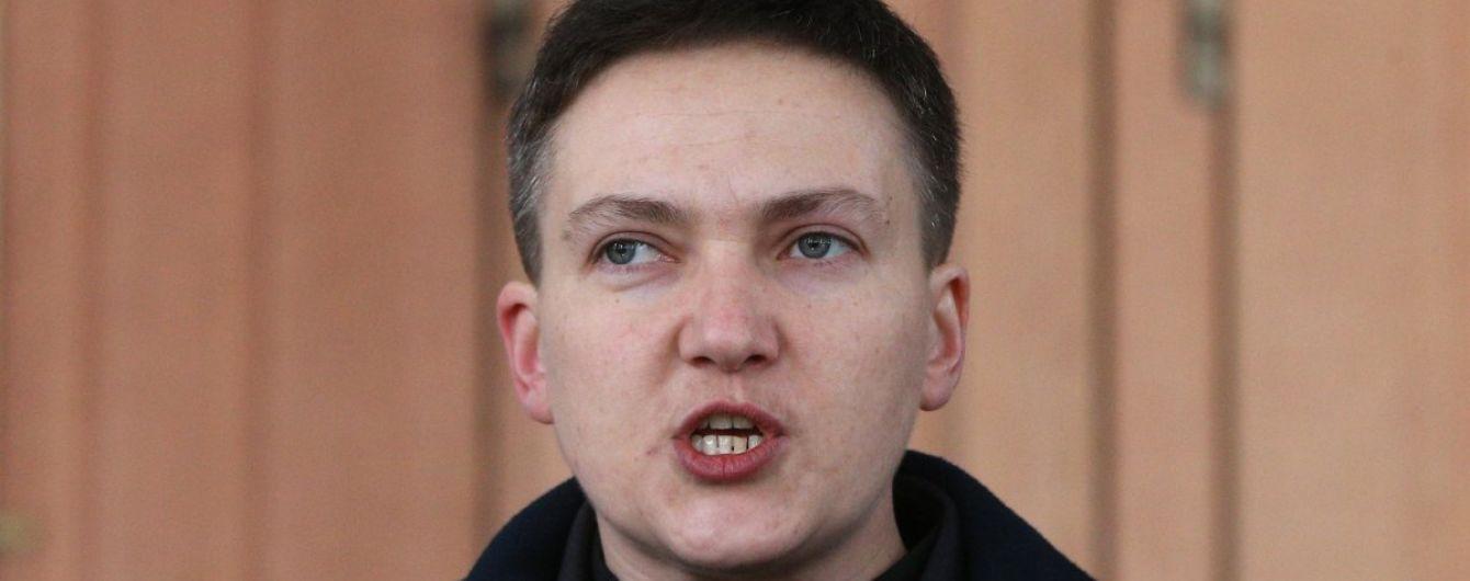 Савченко утверждает, что оговорилась: снайперов на Майдан привез Пашинский