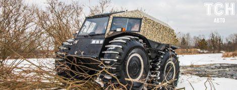 Власник виробництва популярного всюдиходу Sherp пояснив, чому переносить його з України
