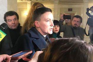 """""""Давайте перестанем быть тупыми баранами"""": Савченко прокомментировала свое исключение из оборонного комитета Рады"""