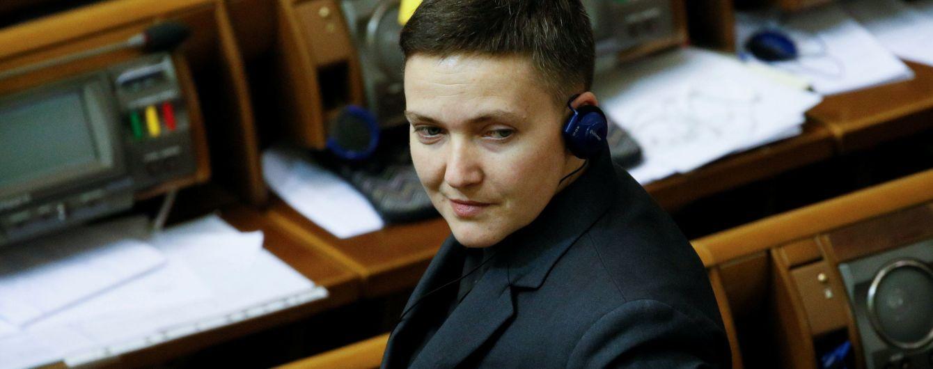 Савченко начали тестировать на полиграфе без присутствия адвокатов – сестра