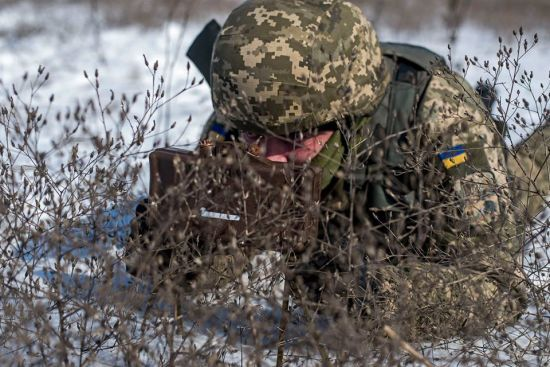 Бойовики на Донбасі продовжують використовувати заборонену зброю. Поранений один військовий ЗСУ