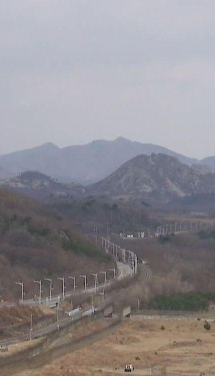 ТСН побывала на границе заклятых врагов Южной Кореи и КНДР