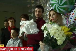 У Мустафы Джемилева в Киеве родилась внучка
