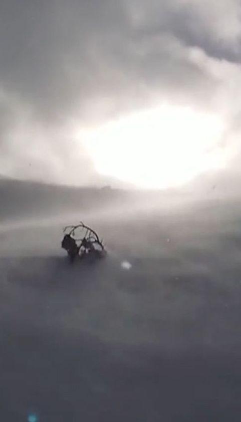 На Україну насуваються морози та сильні снігопади