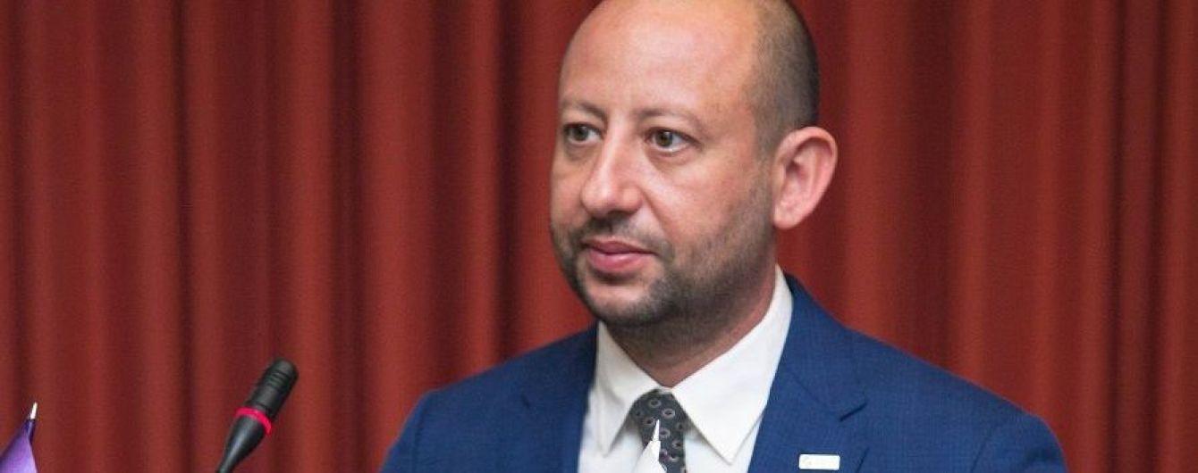 Генинсон не пойдет на новые выборы в УПЛ, а сосредоточится на работе в УЕФА