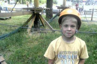 Из-за детской неосторожности Никита нуждается в десятках операций