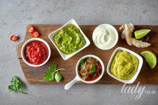 Соуси на основі майонезу: 7 простих рецептів