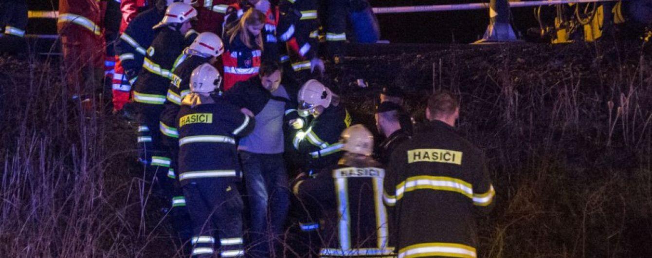 ЧП в Киеве и авария с поездами в Словакии. Пять новостей, которые вы могли проспать