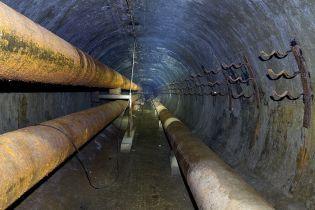 В Киеве из подземных коммуникаций теплотрассы достали тело мужчины