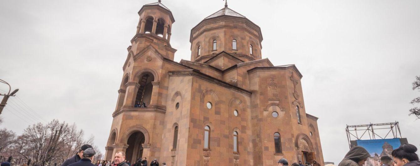 В Украине усилят охрану культовых сооружений в День защитника Украины