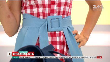 Широкий джинсовый пояс – Дорого за недорого