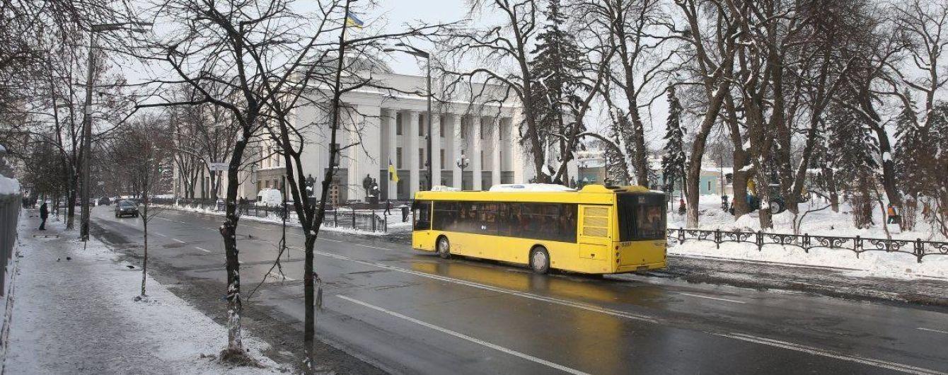 Киевлян предупредили об изменениях в работе общественного транспорта на Рождество