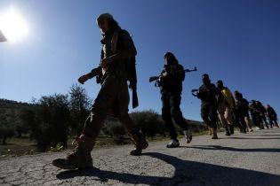 Турецькі війська захопили сирійський Афрін – Ердоган