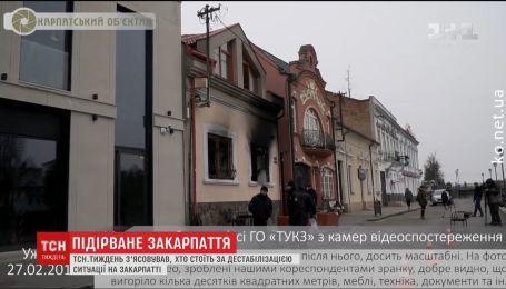 ТСН.Тиждень взялся выяснить, кто стоит за дестабилизацией ситуации на Закарпатье