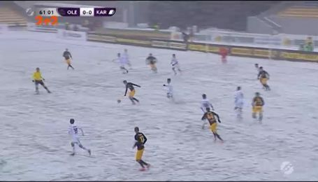 Олександрія - Карпати - 1:1. Відео матчу