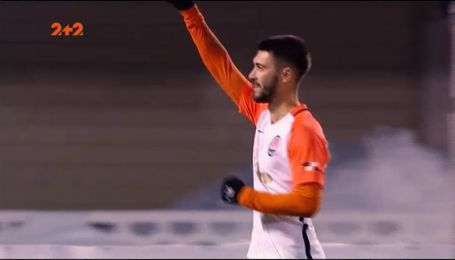 Феррейра забил самый крутой гол 23 тура