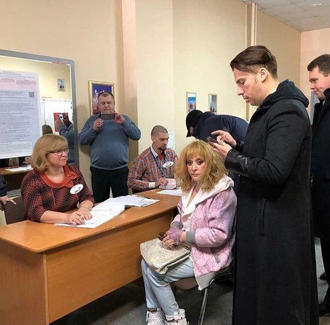 Алла Пугачова та Максим Галкін_2
