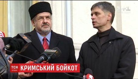 Более 90% крымских татар бойкотировали незаконные выборы на полуострове - Чубаров