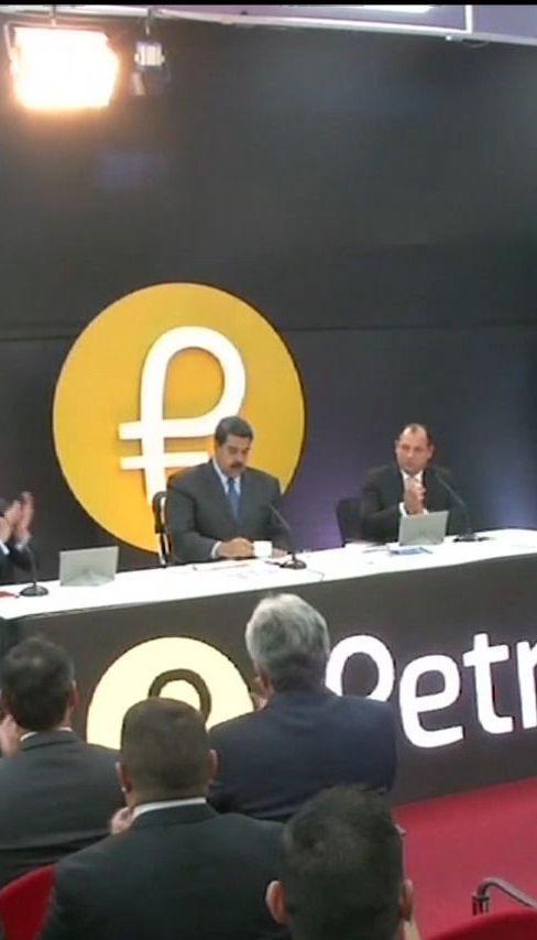 Венесуельська криптовалюта потрапила під санкції США