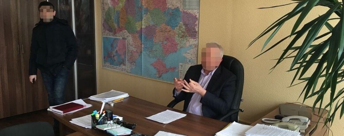 """У Києві на хабарі затримали одного з посадовців """"Київпастрансу"""""""