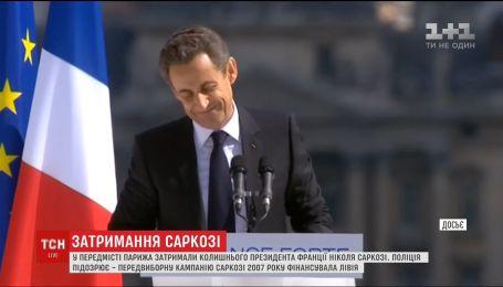 У Франції затримали екс-президента через справу 11-річної давності