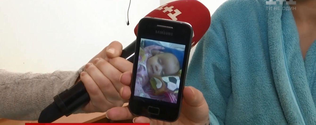 На Черкасщине отец-рецидивист жестоко избил 3-месячную дочь