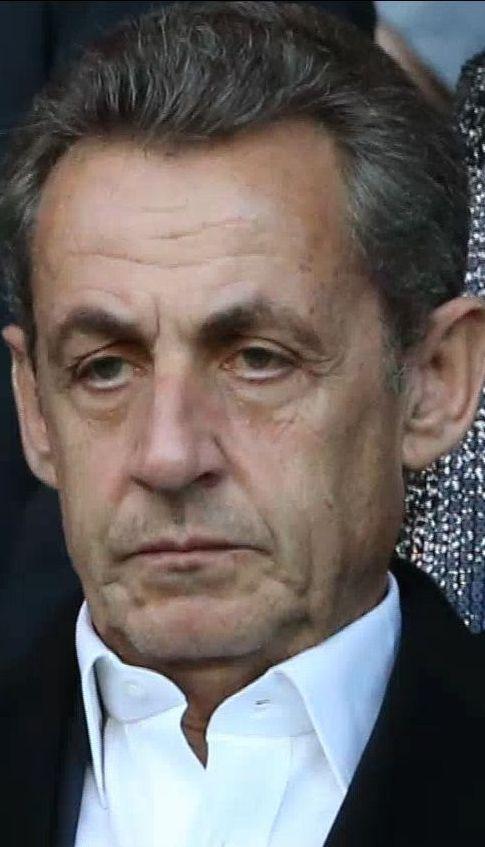 У Франції затримали колишнього президента Ніколя Саркозі