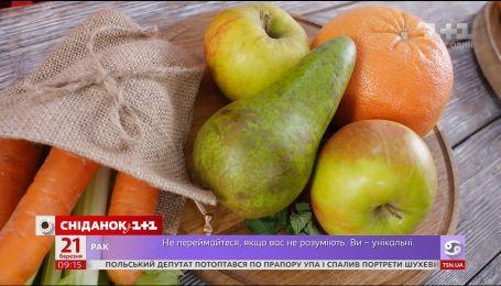 Як підібрати фруктовий раціон – поради дієтолога