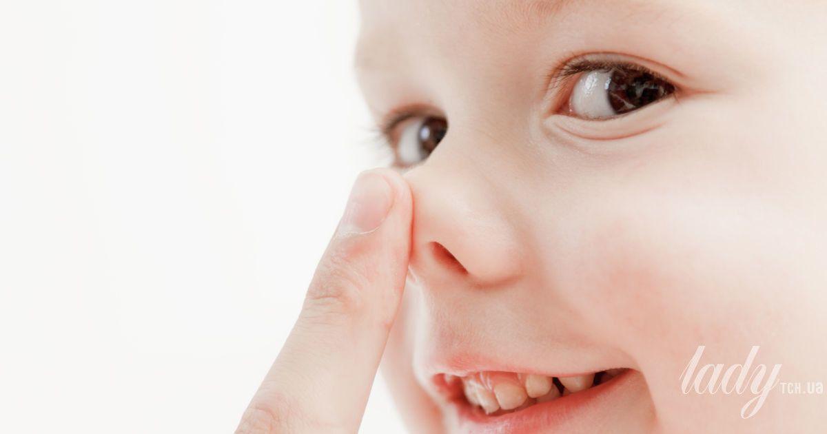 Детские картинки носы
