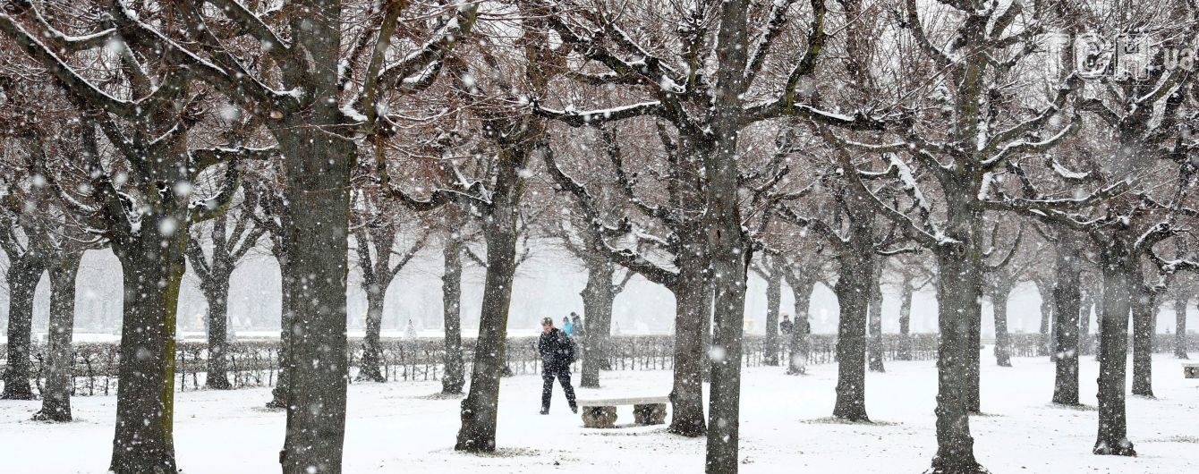Синоптики обіцяють ще кілька днів морозів зі снігом, а потім - потепління. Прогноз на 22-26 березня