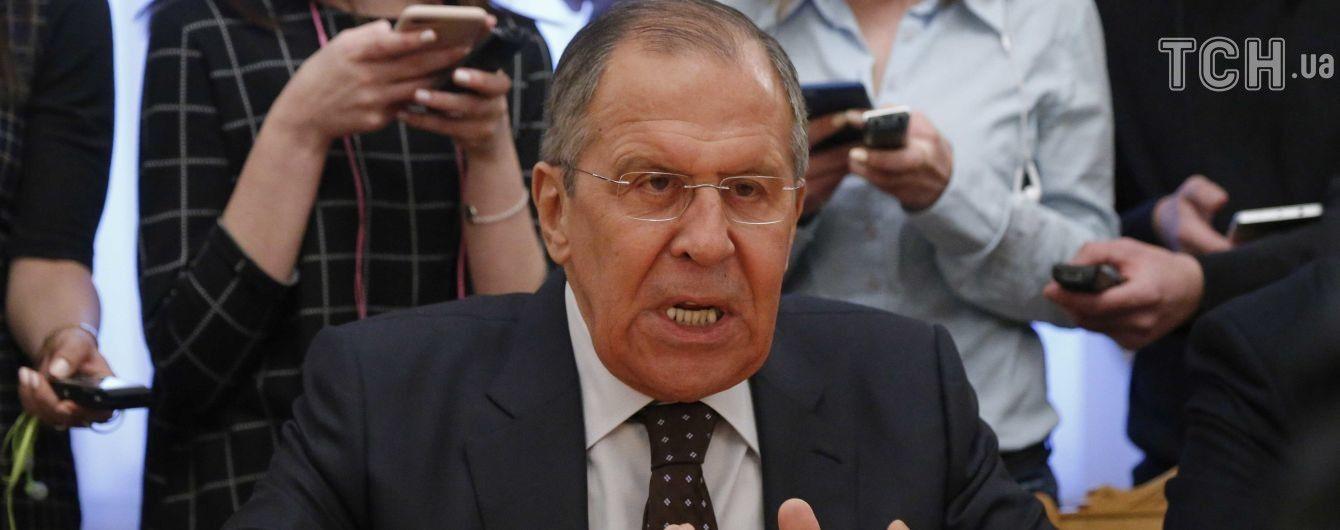 Це якась аномалія – Лавров про стосунки між Україною та Росією