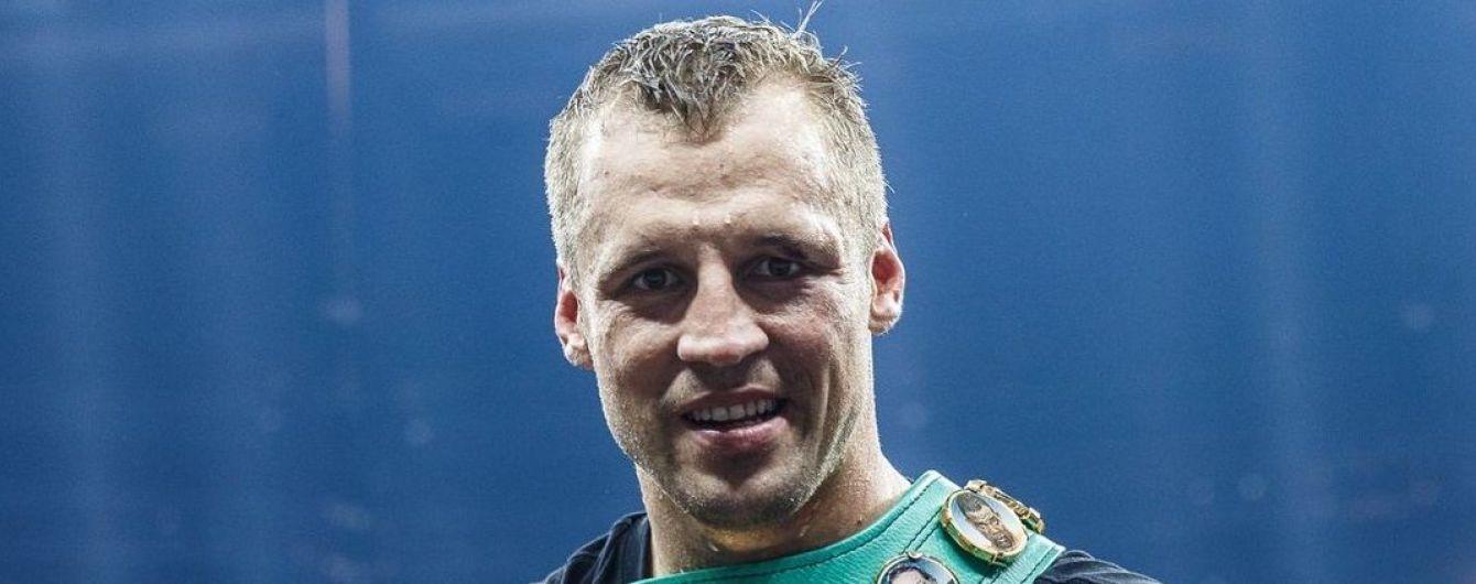 Бриедис будет запасным боксером в финале WBCC Усик - Гассиев