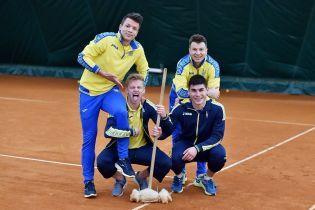 Досвід б'є молоду кров: як гравці збірної України зіграли в тенісбол