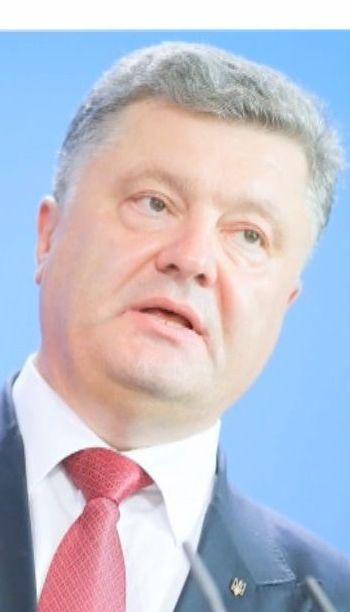 Порошенко заявил, что Украина будет пытаться вступить в НАТО в ближайшие 10 лет