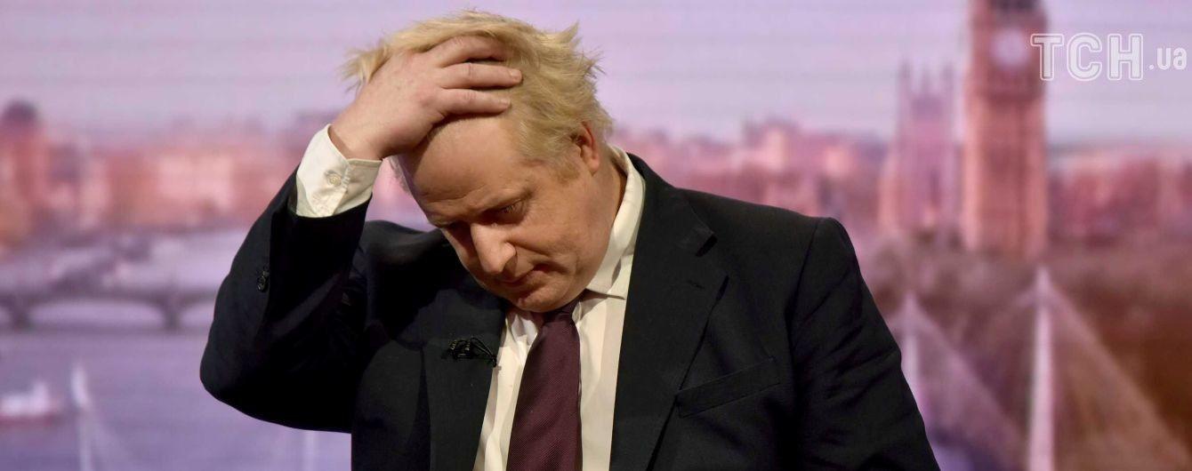 """""""Корисний ідіот Кремля"""". Джонсон розкритикував лідера лейбористів за підігрування Росії"""