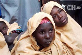У Нігерії з полону ісламістів звільнили 101 школярку