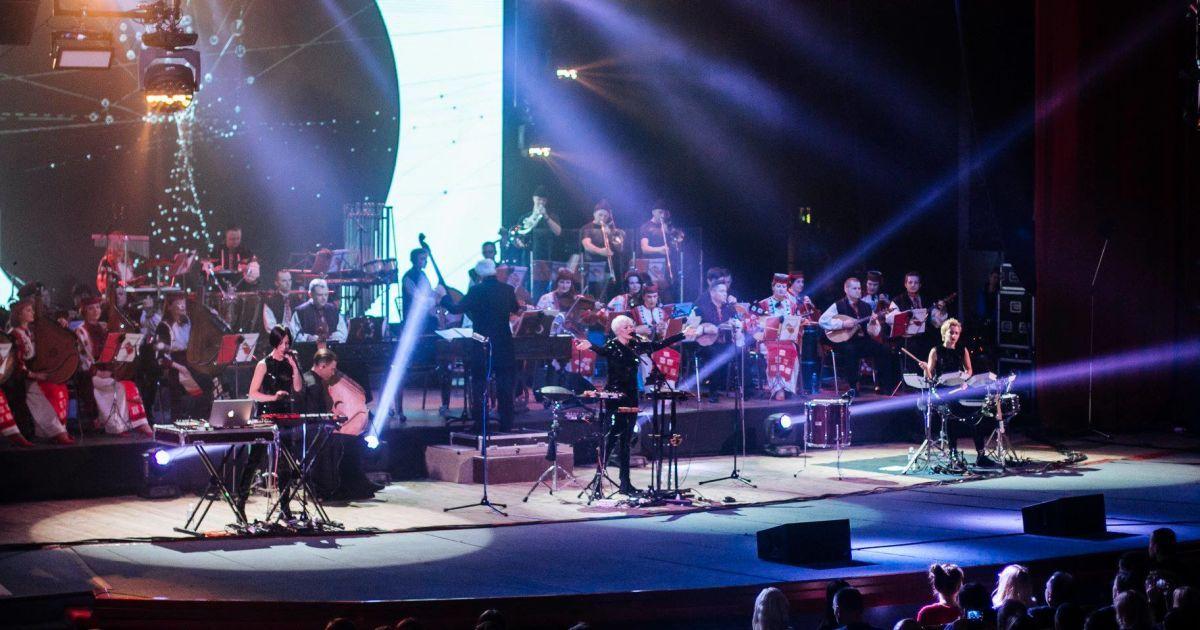 Симбіоз архаїки та майбутнього. ONUKA та НАОНІ відіграли аншлагові концерти у Києві