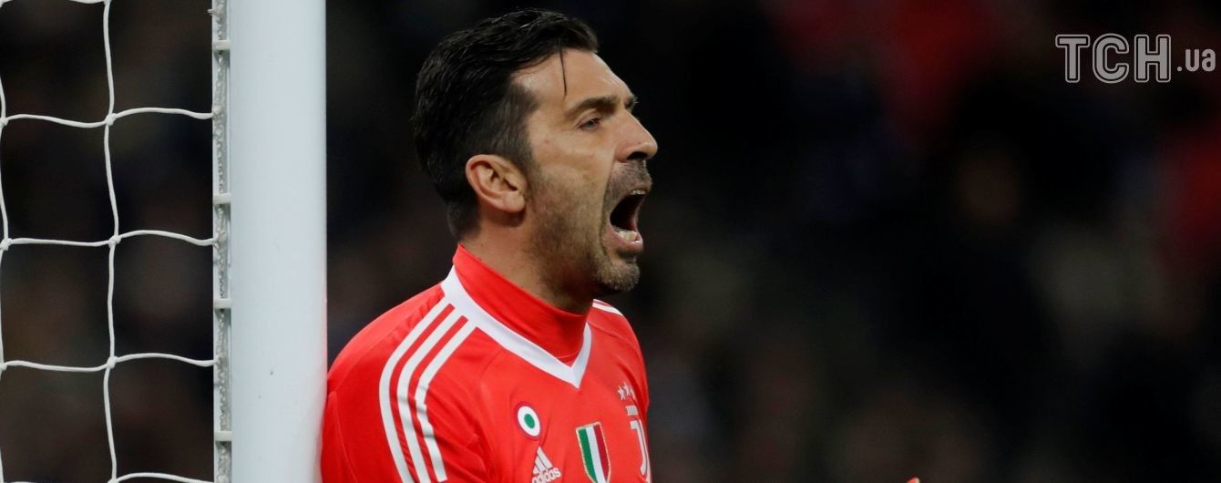 Буффон може стати тренером або менеджером збірної Італії
