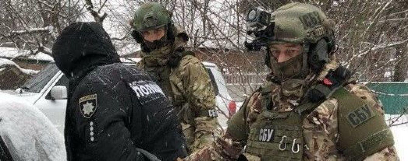На Харківщині викрили агентурну мережу спецслужб РФ, до якої входив поліцейський
