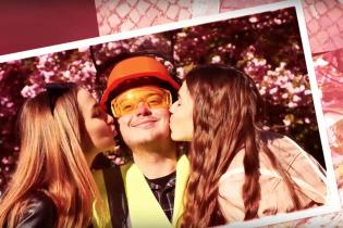 Увидеть сакуры и поцеловать дворника: в Ужгороде сняли сексистское видео, чтобы привлечь туристов