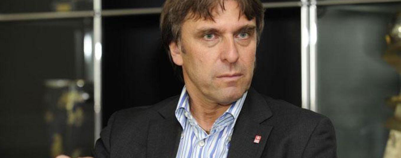 Швейцарский юрист стал новым президентом УПЛ