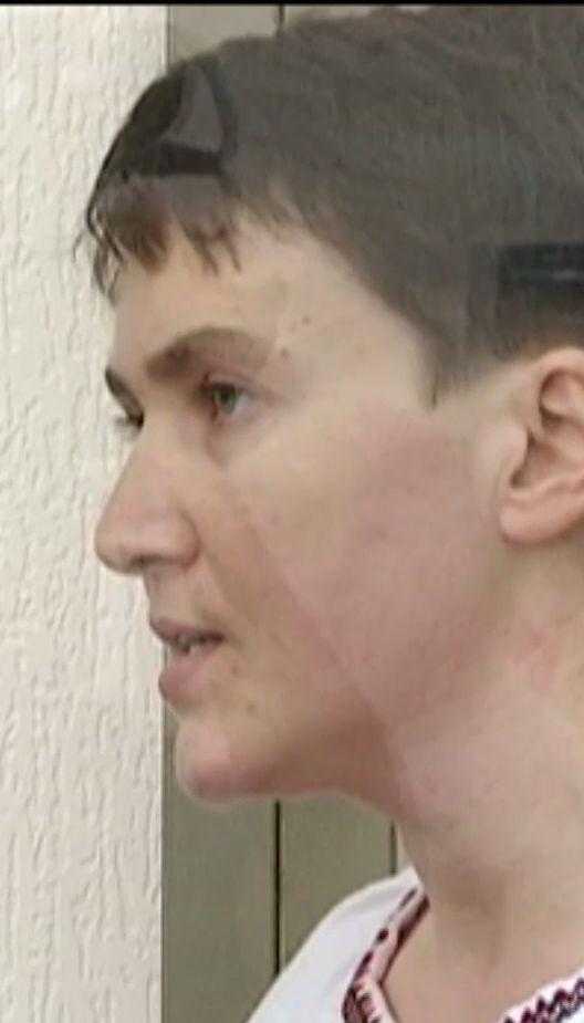 Вспомнить все: как Савченко превратилась из героя в подозреваемую в теракте